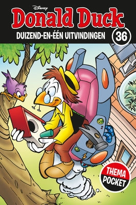 Donald Duck thema pocket, nummer: 36.