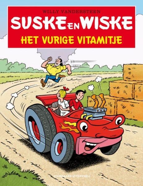S & W, in het kort: Het vurige vitamitje.