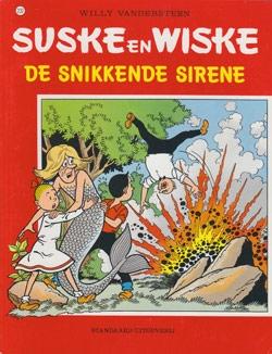 2de hands, Suske en Wiske softcover nummer: 237. 1ste druk.