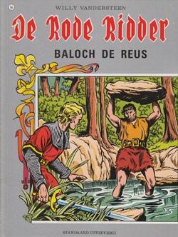 De Rode Ridder softcover nummer: 16.