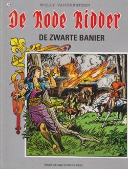De Rode Ridder softcover nummer: 24.