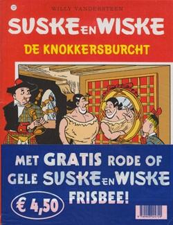 Suske en Wiske softcover nummer: 127 + Frisbee.
