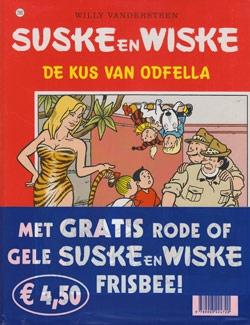 Suske en Wiske softcover nummer: 280 + Frisbee.