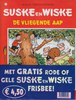 Suske en Wiske softcover nummer: 87 + Frisbee.