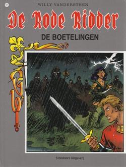 De Rode Ridder softcover nummer: 171.