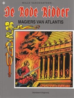 De Rode Ridder softcover nummer: 165.