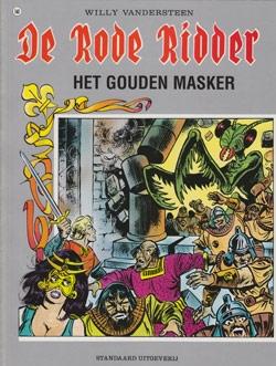 De Rode Ridder softcover nummer: 160.
