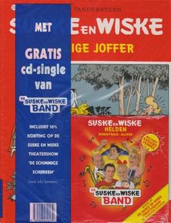 Suske en Wiske softcover nummer: 210 + CD-single helden.
