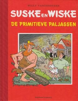 """Luxe hardcover """"De primitieve paljassen""""."""
