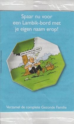 Spaarpunt Lambik-bord 2006.