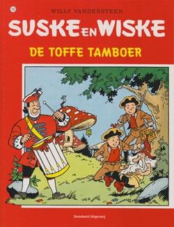 Suske en Wiske softcover nummer: 183. Oude cover.