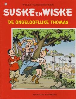 Suske en Wiske softcover nummer: 270. Oude cover.