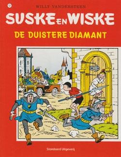 Suske en Wiske softcover nummer: 121. Oude cover.