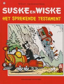 Suske en Wiske softcover nummer: 119. Oude cover.