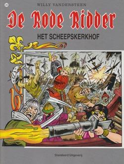 De Rode Ridder softcover nummer: 205.