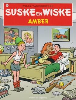 Suske en Wiske softcover nummer: 259. Hertekende cover.