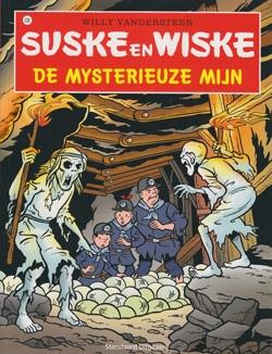 Suske en Wiske softcover nummer: 226. Hertekende cover.