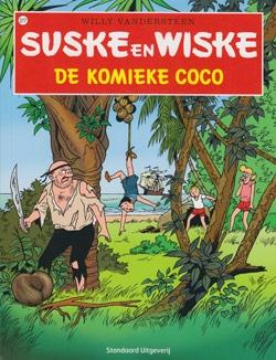 Suske en Wiske softcover nummer: 217. Hertekende cover.