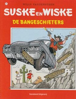 Suske en Wiske softcover nummer: 291. Oude cover.