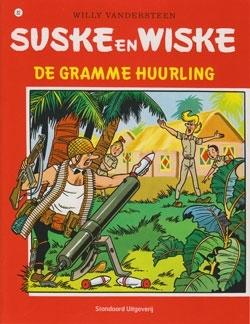 Suske en Wiske softcover nummer: 82. Oude cover.