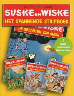 Softcover Het spannende stripboek (LIDL).