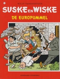 Suske en Wiske softcover nummer: 273. Oude cover.