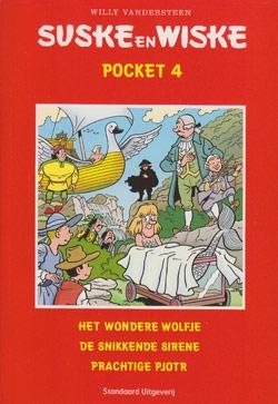 Suske en Wiske Pocket nummer: 4.