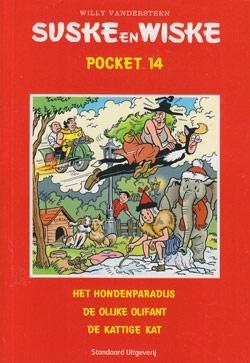 Suske en Wiske Pocket nummer: 14.