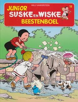 Junior Suske en Wiske softcover nummer: 15.