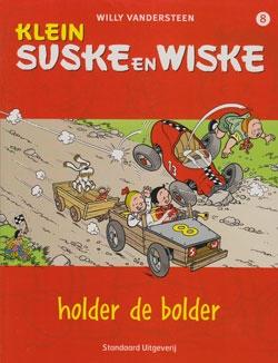 Klein Suske en Wiske softcover nummer: 8.
