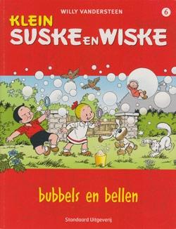 Klein Suske en Wiske softcover nummer: 6.