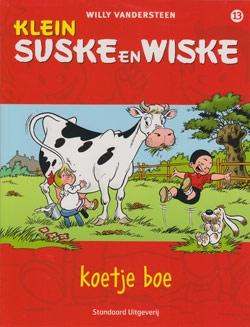Klein Suske en Wiske softcover nummer: 13.