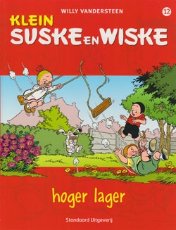 Klein Suske en Wiske softcover nummer: 12.