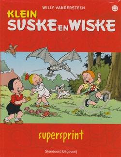 Klein Suske en Wiske softcover nummer: 11.