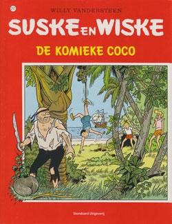Suske en Wiske softcover nummer: 217. Oude cover.