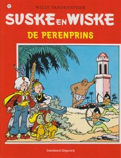 Suske en Wiske softcover nummer: 181. Oude cover.