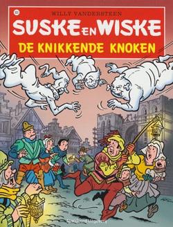 Suske en Wiske softcover nummer: 303. Hertekende cover.