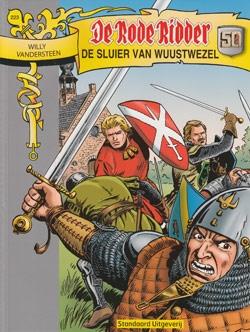 De Rode Ridder softcover nummer: 223.