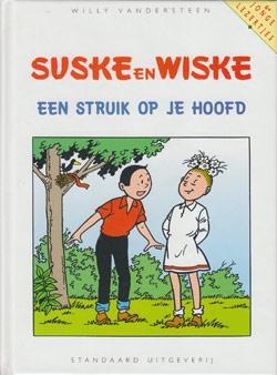 Suske en Wiske Leesboekje - Een struik op je hoofd.