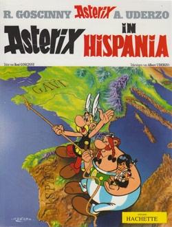 Asterix softcover, Asterix in Hispania.