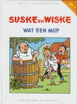 Suske en Wiske Leesboekje - Wat een mop.