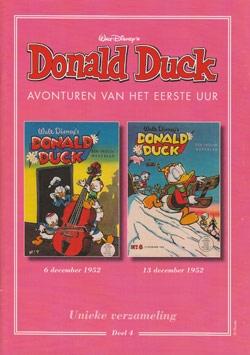 Donald Duck heruitgave BN-DeStem nummer: 4.