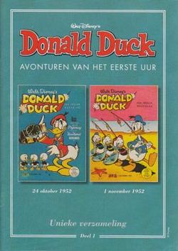 Donald Duck heruitgave BN-DeStem nummer: 1.
