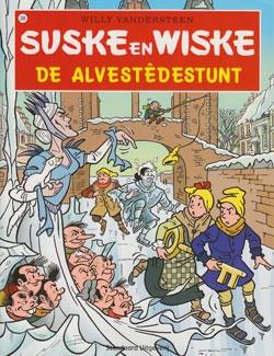 Friese softcover De alvestêdestunt.