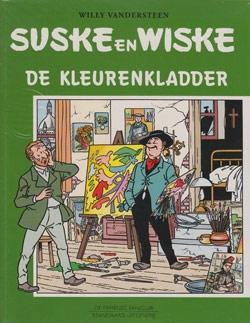 Softcover De kleurenkladder (groen) De Fameuze Fanclub.