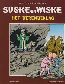 Softcover Het berenbeklag (bruin) De Fameuze Fanclub.