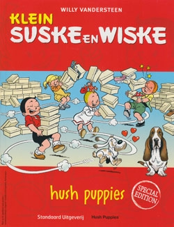 Klein Suske en Wiske softcover (Hush Puppies).