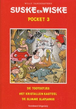 Suske en Wiske Pocket nummer: 3.