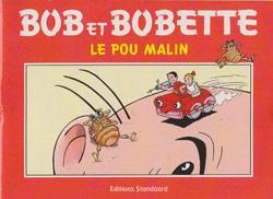 Franse softcover Le pou malin (Omega pharma).