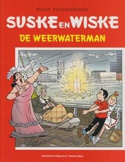 Softcover De weerwaterman.